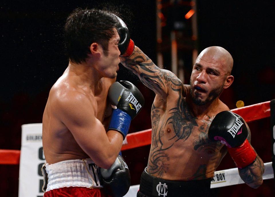 Пуерториканската боксова легенда Мигел Кото претърпя операция на лявата ръка.