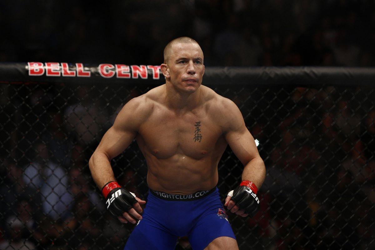 Джордж Сен Пиер (Кан) оваканти титлата на UFC в средна