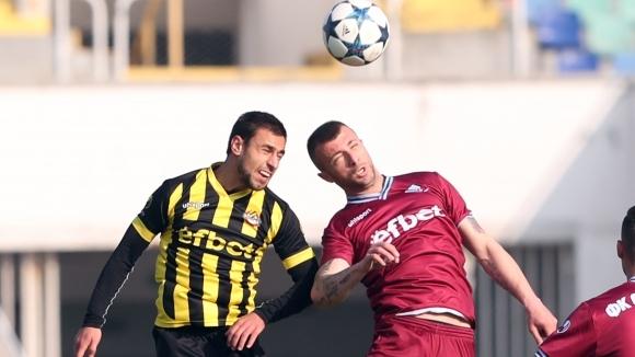 Защитникът на Ботев (Пловдив) Цветомир Панов каза след домакинската победа