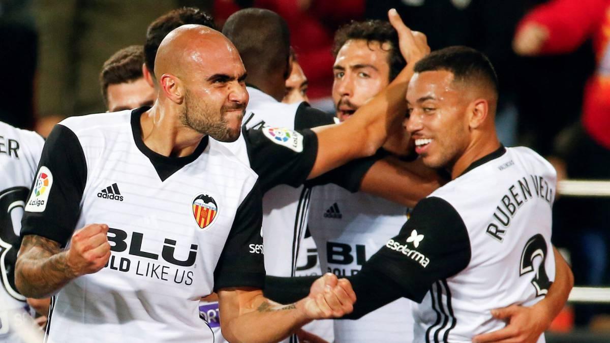 Отборът на Валенсия отново се върна на победния път в