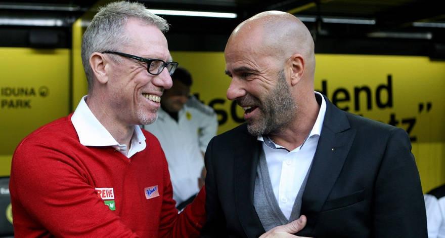 Назначеният за старши треньор на Борусия (Дортмунд) Петер Щьогер е