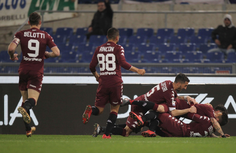 Отборът на Торино победи с 3:1 Лацио в срещата между