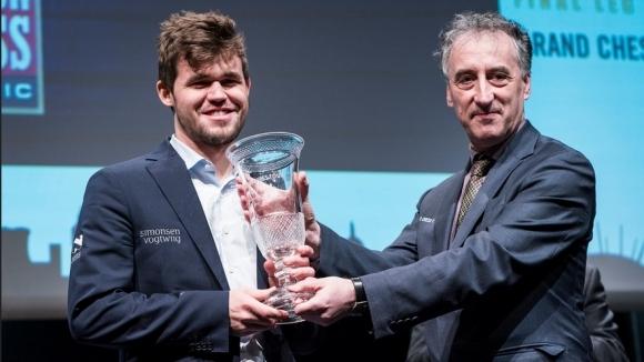 Гросмайстор Фабиано Каруана от САЩ спечели последния пети турнир от