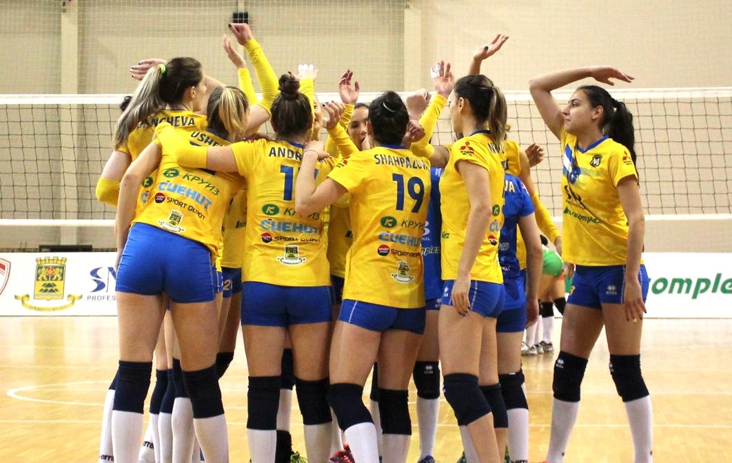 Дойде денят на първото участие на български тим в груповата