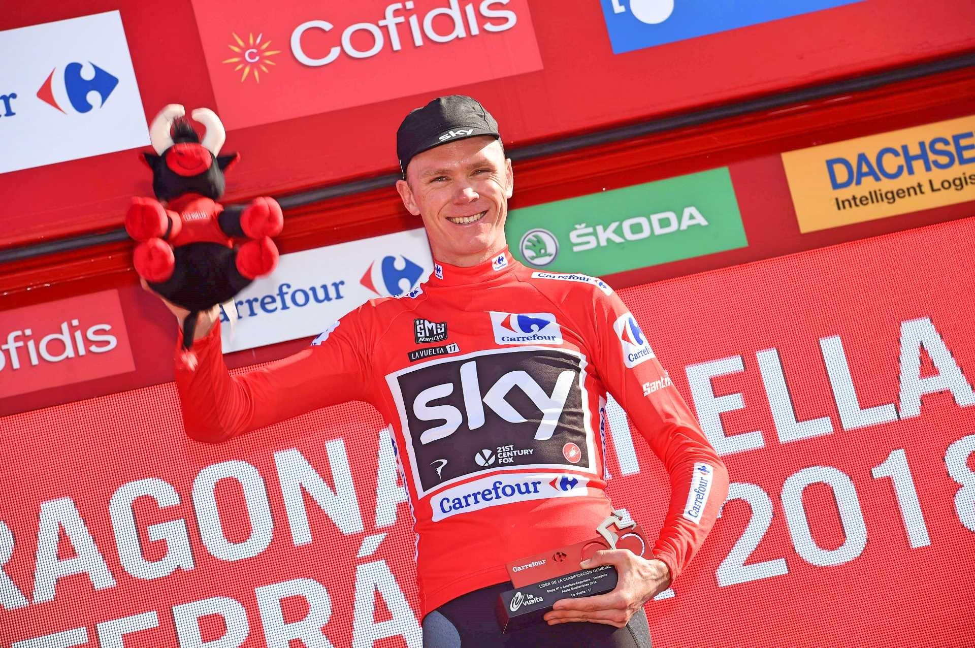 Най-успешният британски колоездач Крис Фрум може да бъде наказан заради