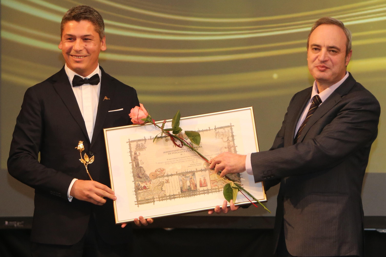 """Ваканционно селище """"Албена"""" спечели годишната награда на Министерството на туризма"""
