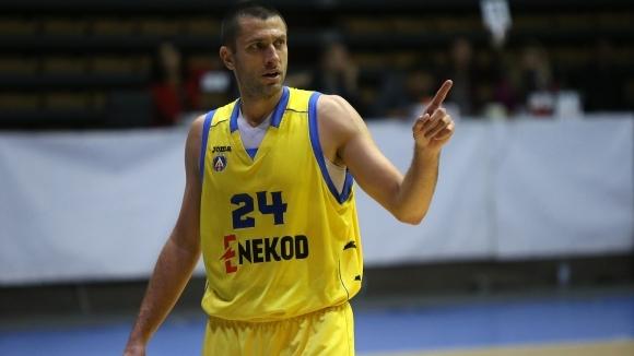Левски 2014 спечели като гост в Балканската лига за втори