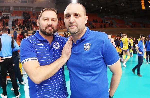 Старши-треньорът на волейболния Марица (Пловдив) Иван Петков коментира поражението с