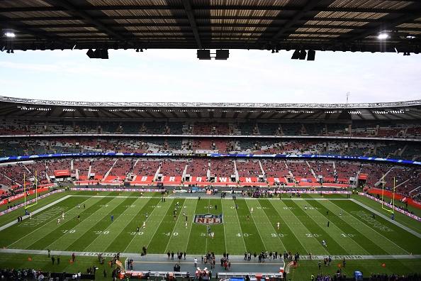 Изпълнителният директор на НФЛ за Великобритания Алистър Къркууд потвърди сметките,