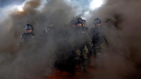 Арестуваните покрай безредиците на дербито между Партизан и Цървена звезда