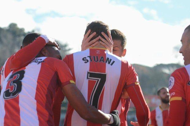 Новакът Жирона записа втора поредна минимална победа в Ла Лига