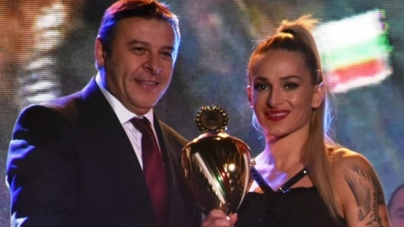 Кметът на община Благоевград д-р Атанас Камбитов връчи отличието