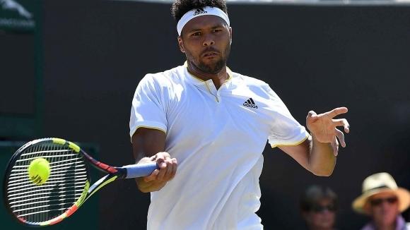 Жо-Вилфрид Цонга отказа участие на турнира по тенис в Доха