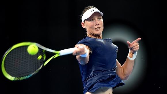 Бившата шампионка от Откритото първенство на САЩ по тенис Саманта