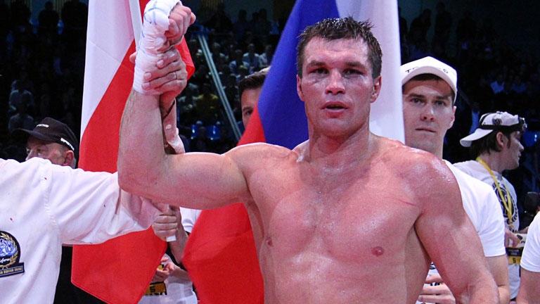 Бившият шампион на Световния боксов съвет в полутежка категория Григорий