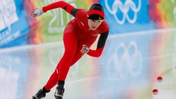 Китай наказа състезателката по бързо пързаляне с кънки Сяосюан Шъ