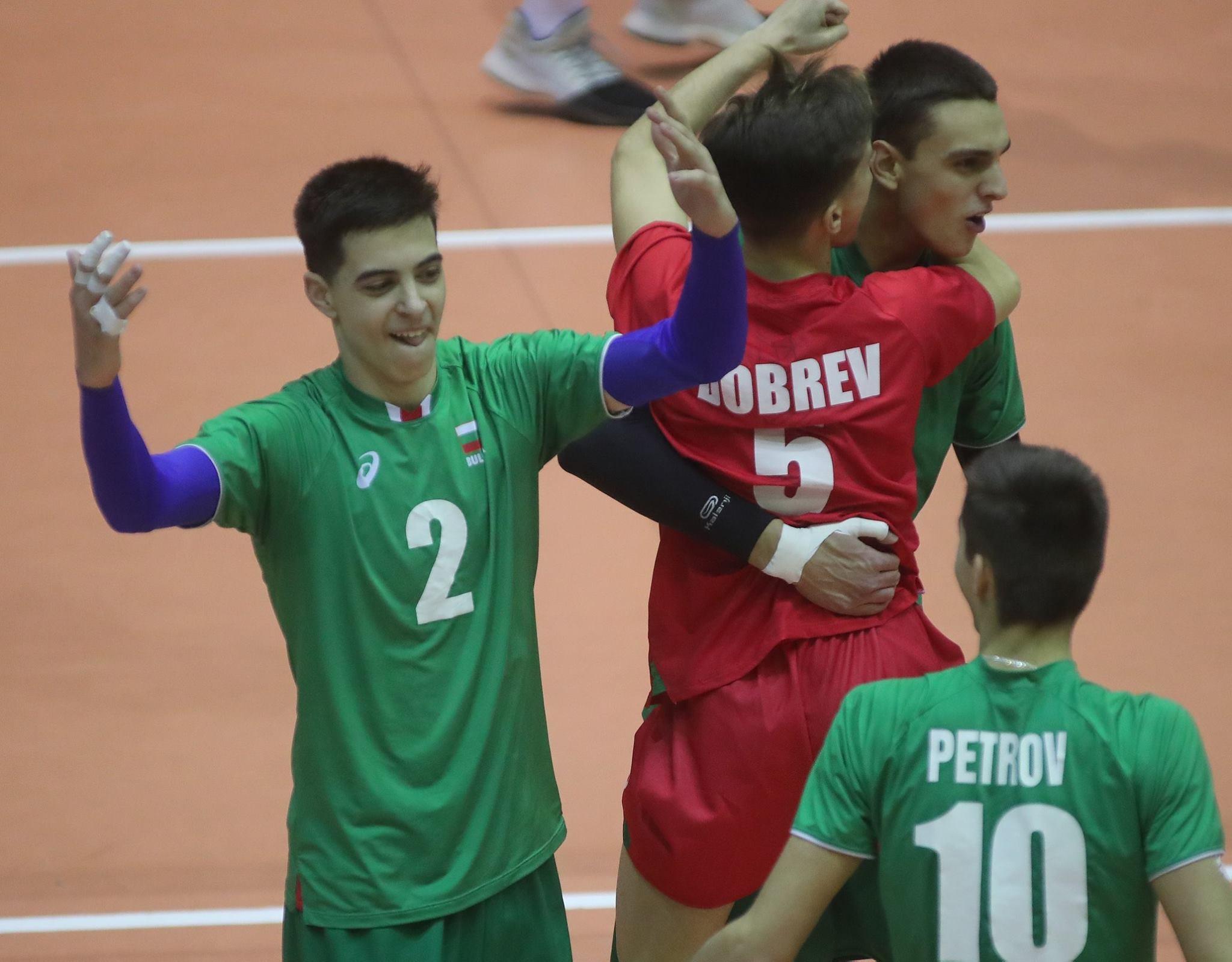 Самуил Вълчинов бе сред водещите фигури в националния ни отбор