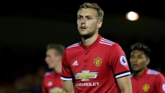 Манчестър Юнайтед изпрати под наем в Шефилд Юнайтед нападателя Джеймс
