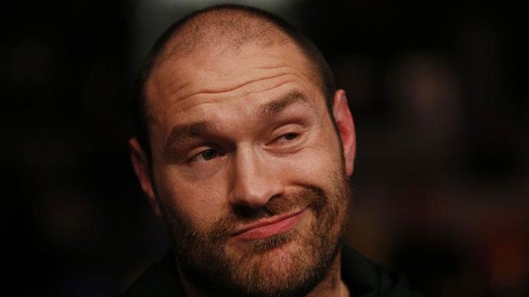 Бившият световен шампион в тежка категория във версиите IBF/IBO/WBA/WBO Тъсън