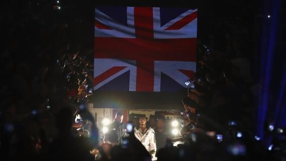 Британската боксова битка при най-тежките може да се превърне в