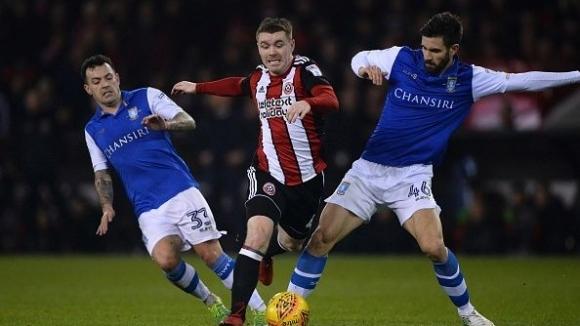 Сблъсъкът между Шефилд Юнайтед и Шефилд Уензди не оправда очакванията