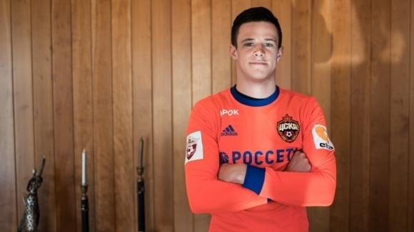 Хърватският халф Кристиян Бистрович вече е играч на ЦСКА (Москва).