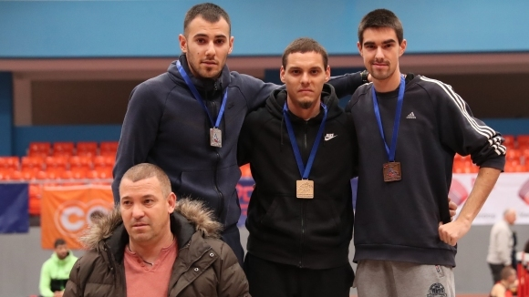 Специалистът в тройния скок Георги Цонов записа победа в скока