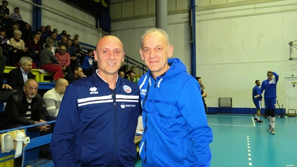 Старши-треньорът на волейболния Монтана Даниел Пеев призна, че изпитва смесени