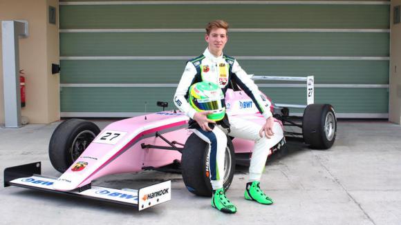 Заветът на фамилията Шумахер продължава да живее, а най-новият състезател