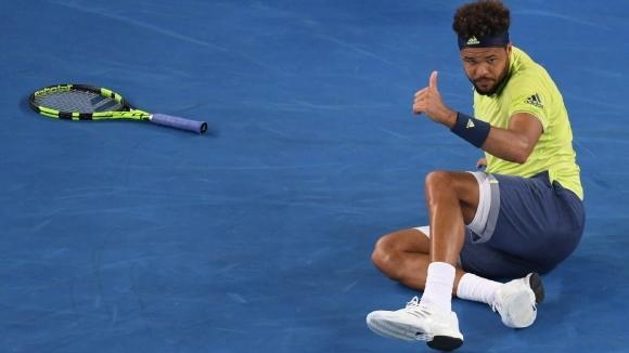 Номер 15 в световната ранглиста Жо-Вилфрид Цонга (Франция) се класира