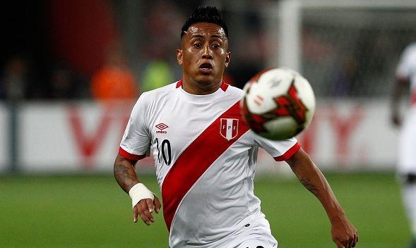 Перуанският национал Кристиан Куева може да заиграе в Русия. Интерес