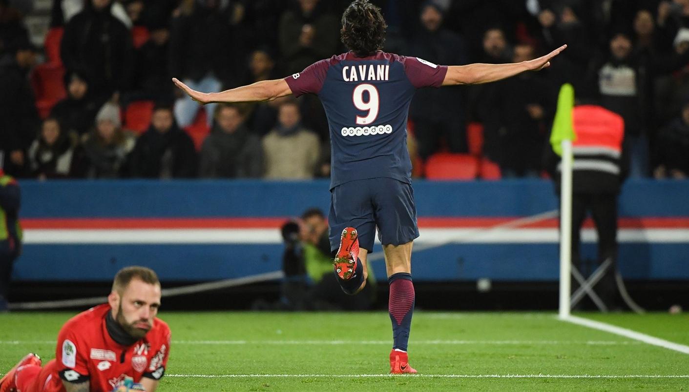 Отборът на Пари Сен Жермен показа страхотен футбол за пореден
