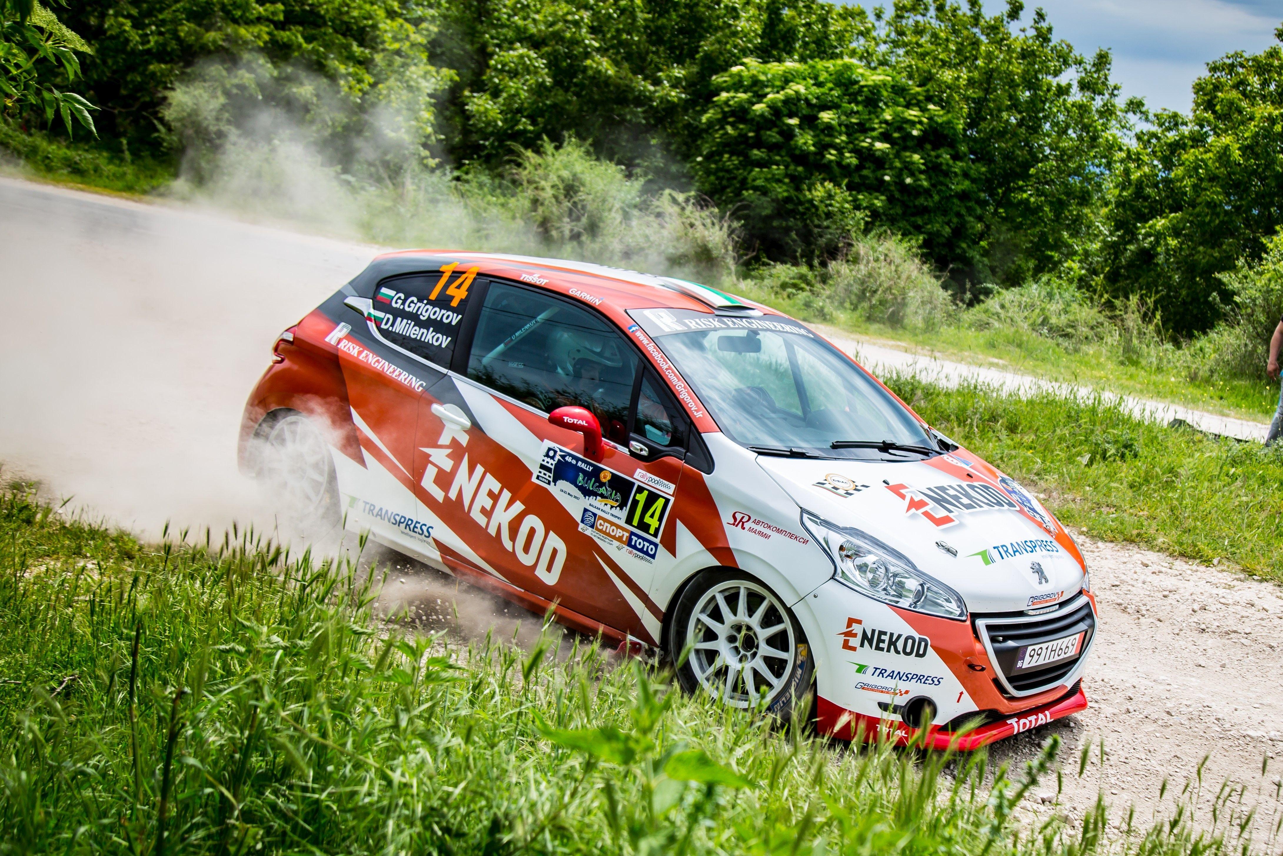 В сряда екипът на Grigorov Racing Team представи целите си