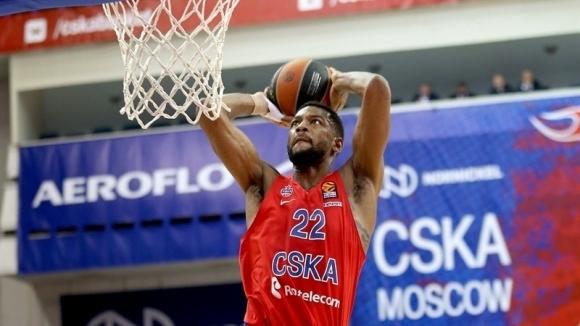 Лидерът в класирането ЦСКА Москва нямаше особени проблеми срещу турския