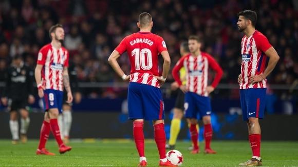 Привържениците на Атлетико Мадрид вероятно се успокояват, че надеждата умира