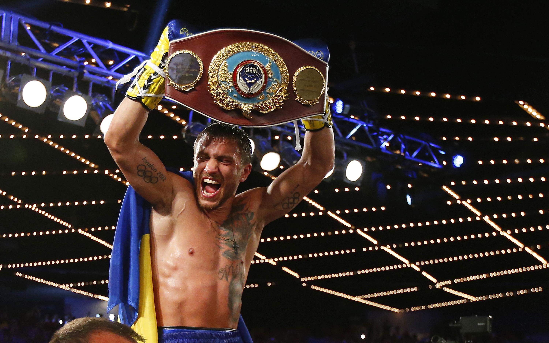Украинският суперталант Васил Ломаченко ще се завърне на ринга на
