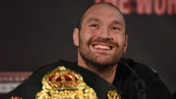 Бившият световен шампион по бокс в тежка категория за професионалисти
