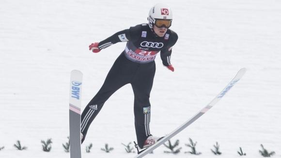 Норвежецът Даниел Андре Танде води след първите два от общо