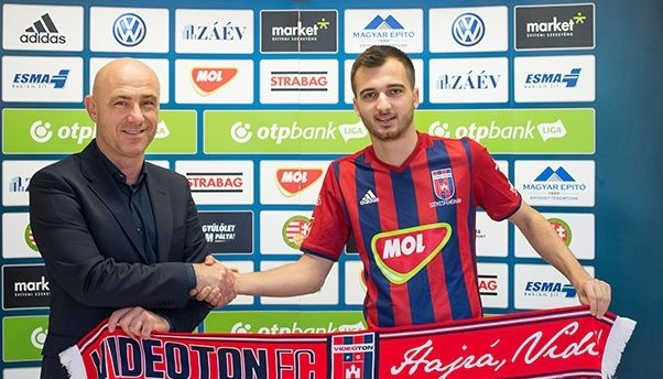 Желаният от Лудогорец македонски полузащитник Бобан Николов предпочете тим от