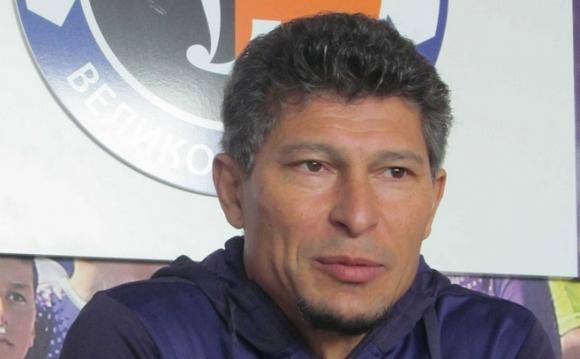 Главният мениджър на Етър Красимир Балъков заяви, че е доволен
