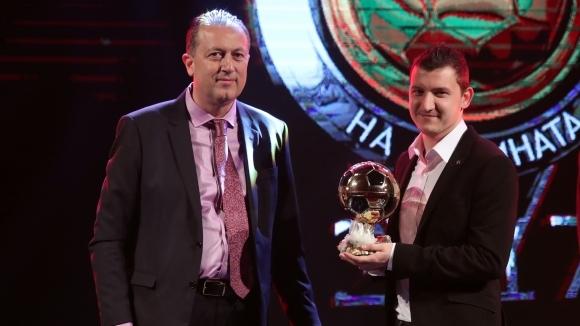 Вицепрезидентът на Българския футболен съюз Атанас Фурнаджиев коментира актуални теми