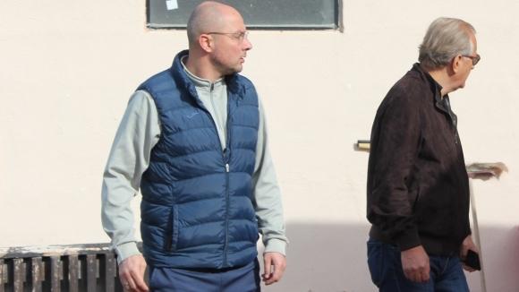 Собственикът на Левски Спас Русев изгледа около един час от