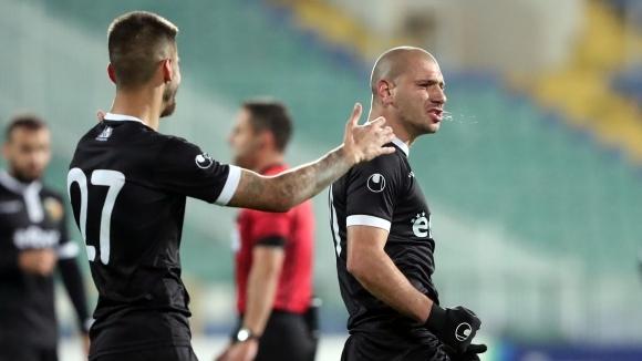 Представителният отбор на Локомотив (Пловдив) ще изиграе поредната си контрола