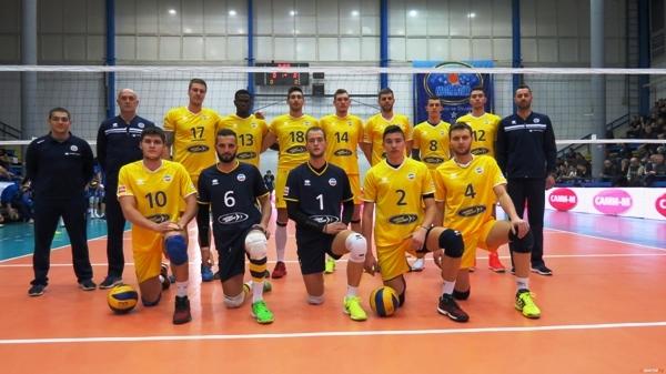 Волейболният отбор на Марек Юнион Ивкони (Дупница) записа 7-а победа