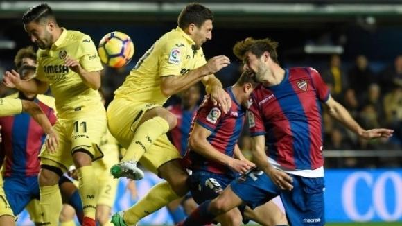 Отборът на Виляреал измести Реал Мадрид от четвъртата позиция в