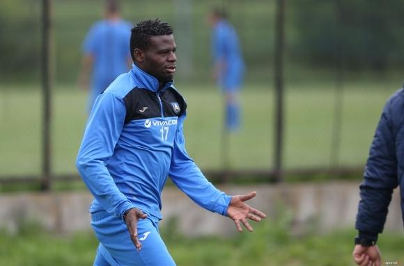 Бившият нападател на Левски Бабатунде Адениджи вече има нов отбор.