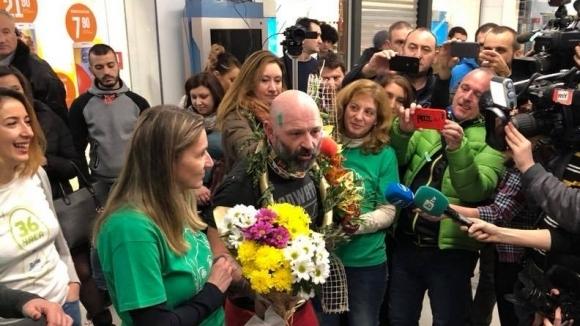 220 километра измина за 33 часа ултрамаратонецът Красимир Георгиев. Очаква