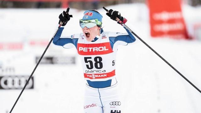 Криста Пармакоски от Финландия спечели състезанието на 10 километра класически