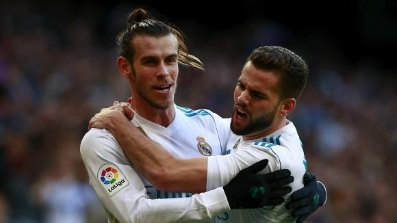 Шампионът на Испания Реал Мадрид най-сетне записа убедителна победа у