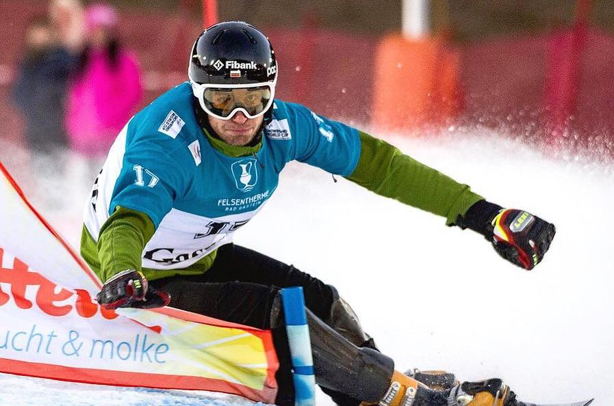 Най-добрият български сноубордист Радослав Янков се класира на втора място